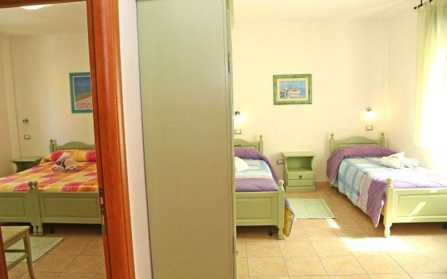 Hotel Residence Ampurias Кастельсардо комната для гостей