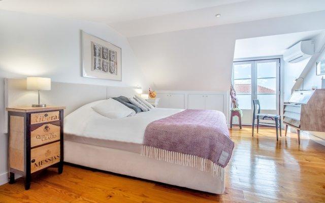 Отель Charming Santos Португалия, Лиссабон - отзывы, цены и фото номеров - забронировать отель Charming Santos онлайн комната для гостей