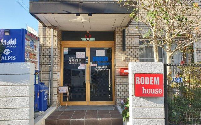 Отель Rodem House Фукуока вид на фасад
