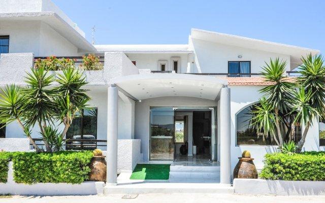 Отель Valentino Hotel Греция, Петалудес - отзывы, цены и фото номеров - забронировать отель Valentino Hotel онлайн вид на фасад
