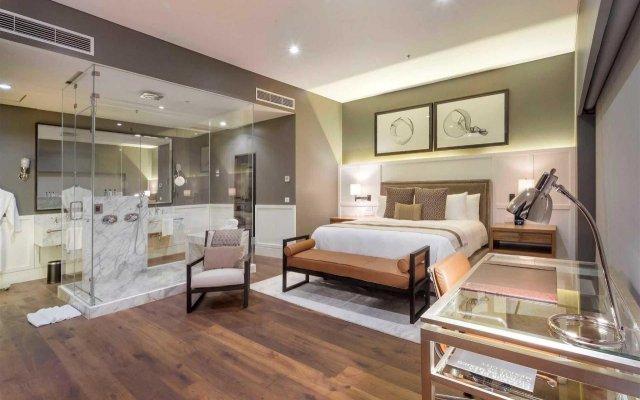 Отель Intercontinental Presidente Mexico City Мехико комната для гостей