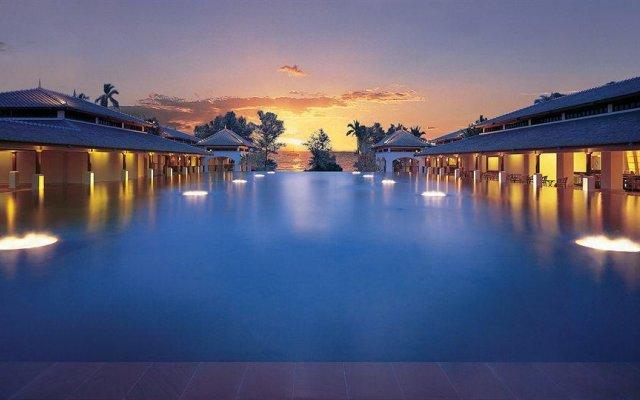 ABC hotel пляж Май Кхао вид на фасад