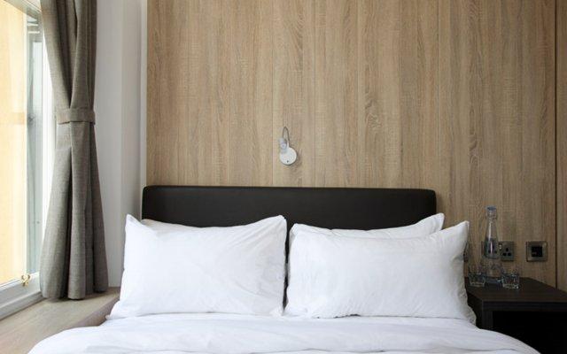 Отель The Z Hotel Glasgow Великобритания, Глазго - отзывы, цены и фото номеров - забронировать отель The Z Hotel Glasgow онлайн комната для гостей