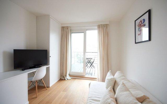Отель Urbanrooms Bed & Breakfast Брюссель комната для гостей