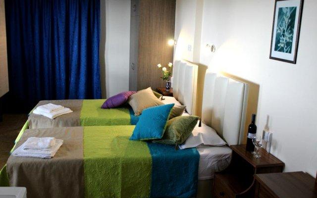 Апартаменты Maria Zintili Apartments комната для гостей