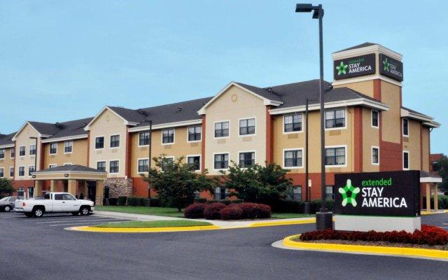 Отель Extended Stay America Frederick - Westview Drive вид на фасад
