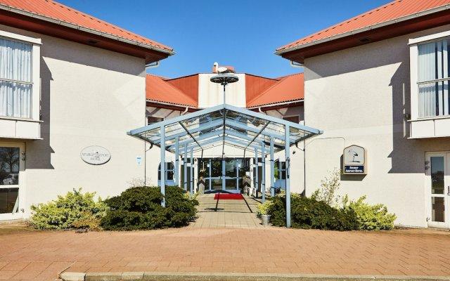 Sturup Airport Hotel вид на фасад