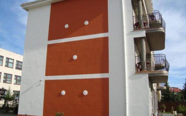 Отель Villa Osowianka вид на фасад