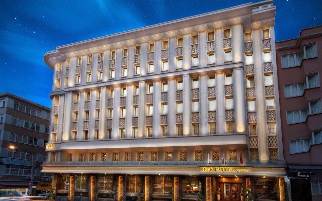 Berr Hotel вид на фасад