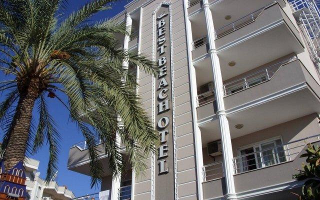 Best Beach Hotel Alanya вид на фасад