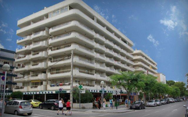 Отель Suite Apartments Arquus Испания, Салоу - отзывы, цены и фото номеров - забронировать отель Suite Apartments Arquus онлайн вид на фасад