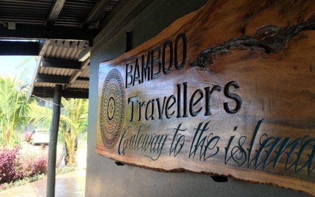 Отель Bamboo Backpackers Фиджи, Вити-Леву - отзывы, цены и фото номеров - забронировать отель Bamboo Backpackers онлайн вид на фасад