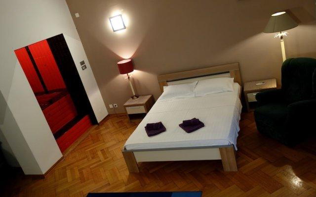 Апартаменты Apartment Pariz комната для гостей