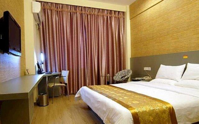 Отель City Exquisite Hotel (Xiamen Dongdu) Китай, Сямынь - отзывы, цены и фото номеров - забронировать отель City Exquisite Hotel (Xiamen Dongdu) онлайн комната для гостей