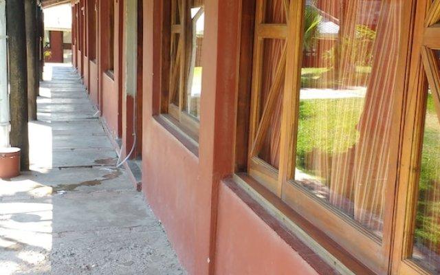 Hotel Puesta del Sol Сан-Рафаэль вид на фасад