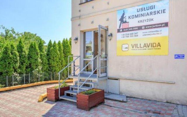 Отель Villavida Польша, Познань - отзывы, цены и фото номеров - забронировать отель Villavida онлайн вид на фасад