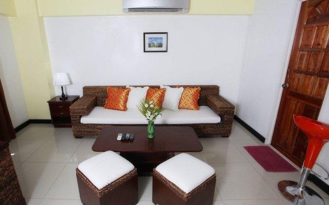 Отель SDR Serviced Apartments Филиппины, Лапу-Лапу - отзывы, цены и фото номеров - забронировать отель SDR Serviced Apartments онлайн комната для гостей