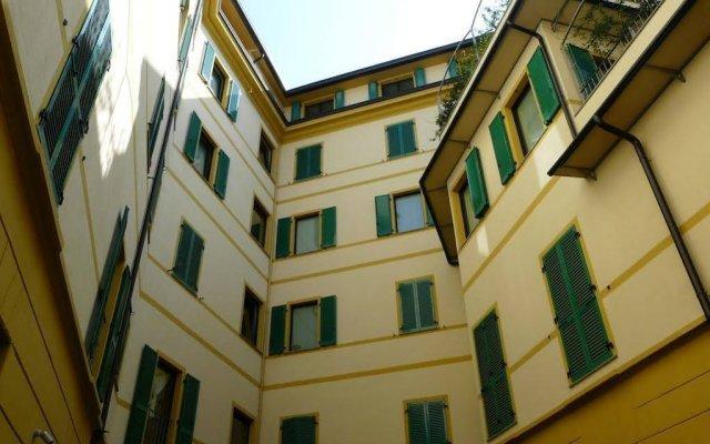 Отель Residenza Porta Volta Италия, Милан - отзывы, цены и фото номеров - забронировать отель Residenza Porta Volta онлайн вид на фасад