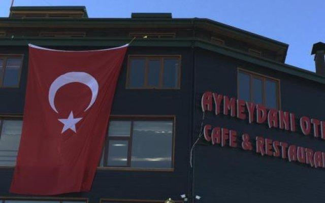Aymeydani Hotel CafÉ Restaurant вид на фасад