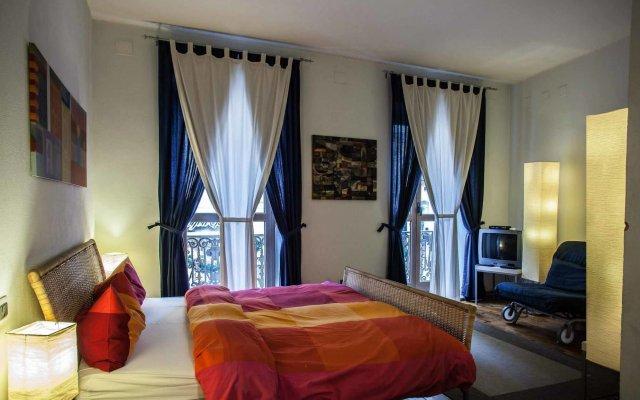Отель B&B Centro Storico Via Manno комната для гостей
