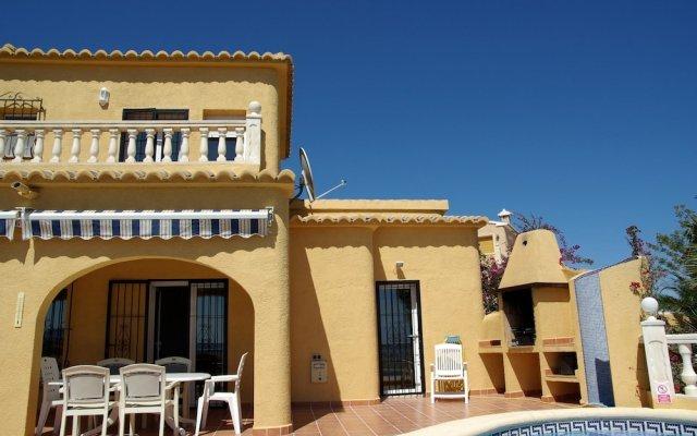 Отель Casa Martine вид на фасад