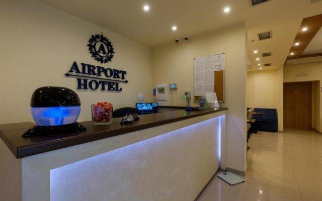 Airport Hotel Garni Белград интерьер отеля
