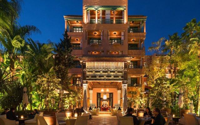 Отель La Mamounia Марокко, Марракеш - отзывы, цены и фото номеров - забронировать отель La Mamounia онлайн вид на фасад