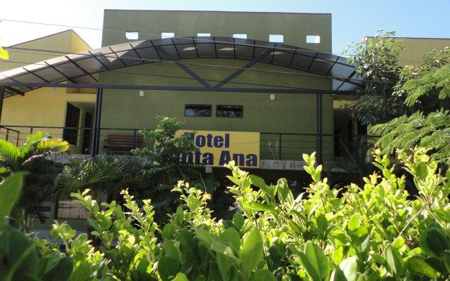 Hotel Santa Ana Liberia Airport вид на фасад