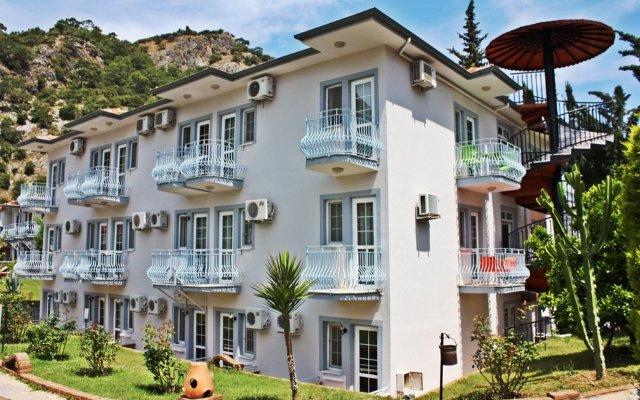 Majestic Hotel Турция, Олудениз - 5 отзывов об отеле, цены и фото номеров - забронировать отель Majestic Hotel онлайн вид на фасад