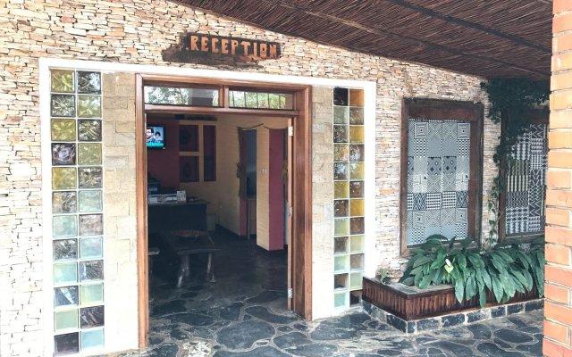 Inside Afrika Boutique Hotel