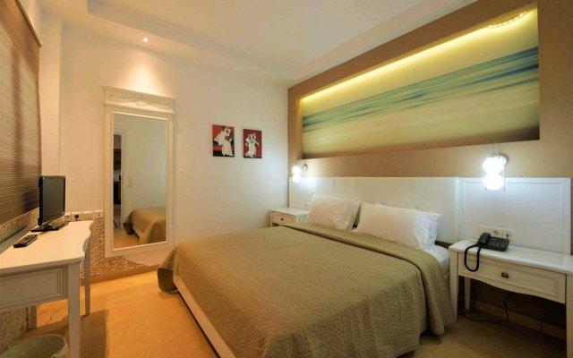 Отель Antigoni Beach Resort комната для гостей
