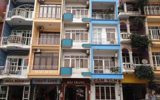 Hai Trang Hotel вид на фасад