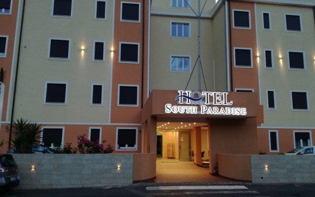 Отель South Paradise Италия, Пальми - отзывы, цены и фото номеров - забронировать отель South Paradise онлайн вид на фасад