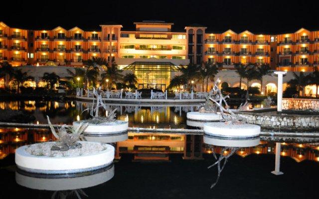 Отель Melia Las Antillas вид на фасад