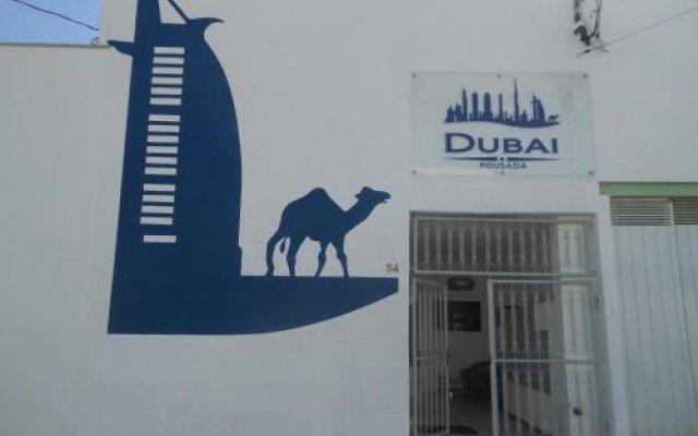 Отель Pousada Dubai вид на фасад