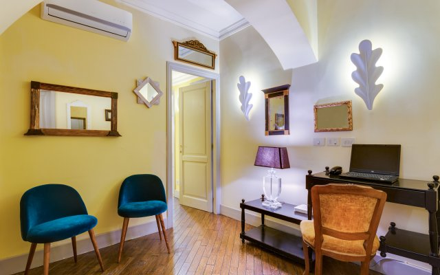 Отель Casa Howard Guest House Rome (Capo Le Case) комната для гостей