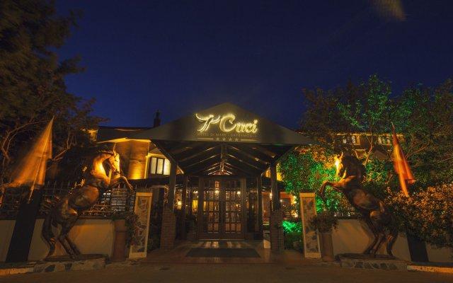 Cuci Hotel Di Mare Bayramoglu вид на фасад