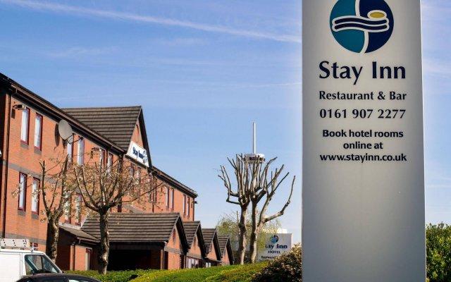 Stay Inn Hotel Manchester вид на фасад