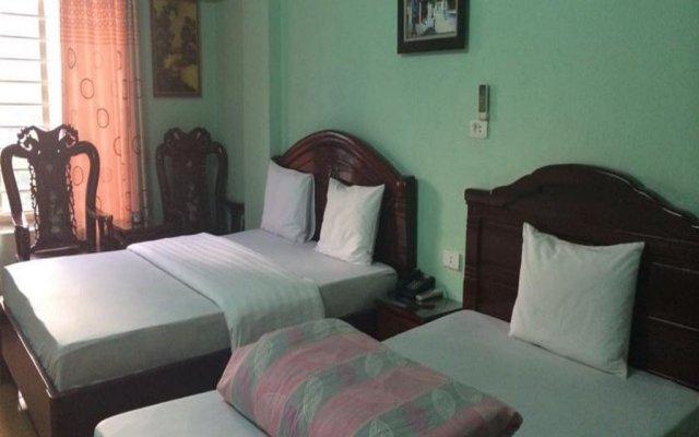 Nhan Hoa Hotel комната для гостей