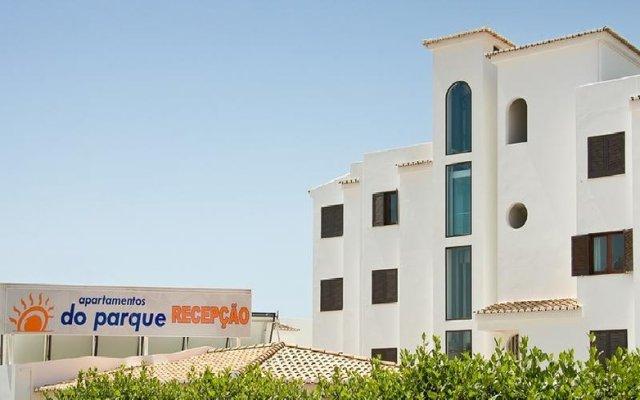 Отель Apartamentos Do Parque Португалия, Албуфейра - отзывы, цены и фото номеров - забронировать отель Apartamentos Do Parque онлайн вид на фасад
