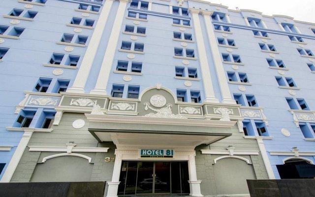 Hotel 81 (Premier) Hollywood вид на фасад