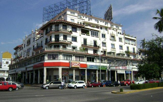 Hotel Oviedo Acapulco вид на фасад