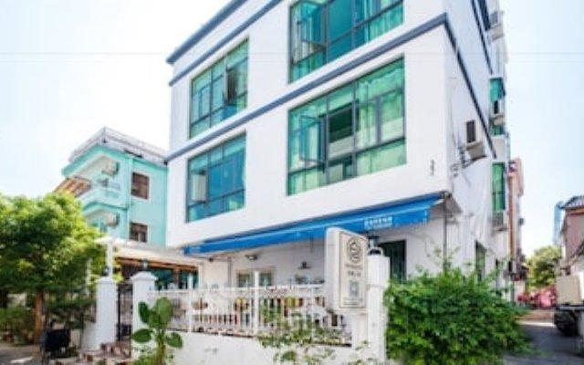 Отель Romantic Inn вид на фасад