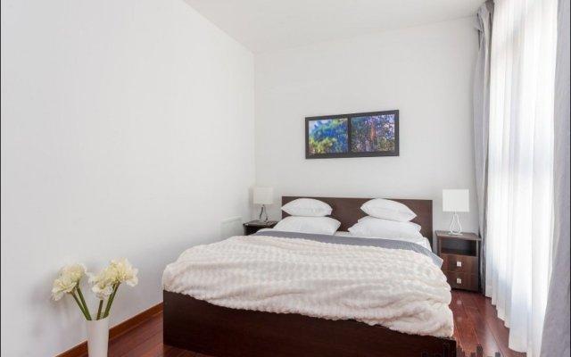 Отель P&O Apartments Arkadia 14 Польша, Варшава - отзывы, цены и фото номеров - забронировать отель P&O Apartments Arkadia 14 онлайн комната для гостей