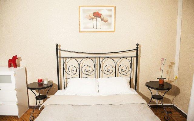 Апартаменты Funny Dolphins Apartments Kutuzovskiy комната для гостей