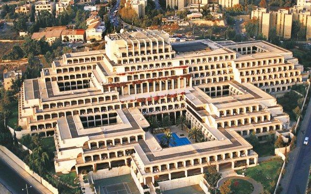 Dan Jerusalem Израиль, Иерусалим - 2 отзыва об отеле, цены и фото номеров - забронировать отель Dan Jerusalem онлайн вид на фасад