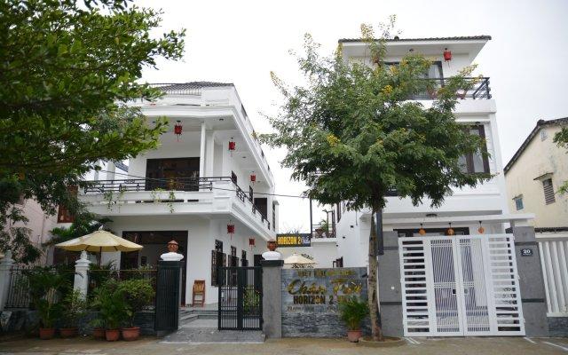 Отель Horizon 2 Villa Hoi An вид на фасад