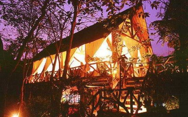 Отель Khao Kheaw es-ta-te Camping Resort & Safari вид на фасад