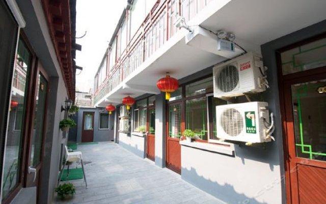 Отель Alborada Hostel Китай, Пекин - отзывы, цены и фото номеров - забронировать отель Alborada Hostel онлайн вид на фасад
