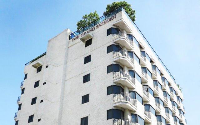 Отель The Grand Sathorn Таиланд, Бангкок - отзывы, цены и фото номеров - забронировать отель The Grand Sathorn онлайн вид на фасад